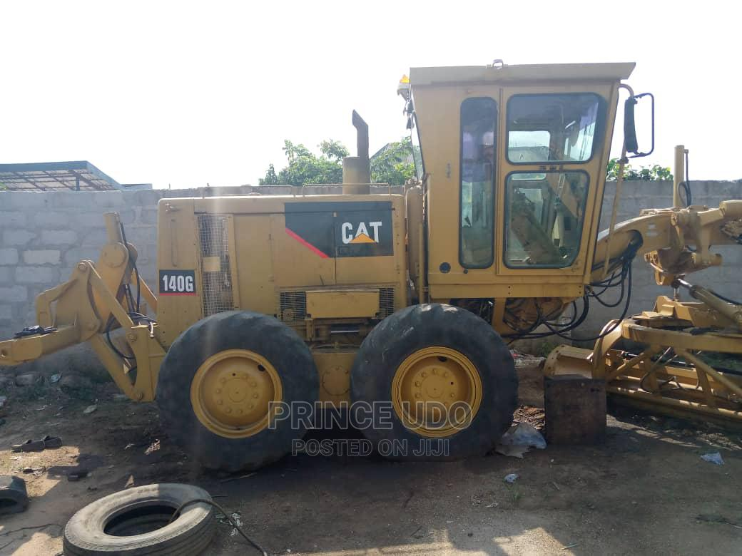 140G Grader for Sale | Heavy Equipment for sale in Port-Harcourt, Rivers State, Nigeria