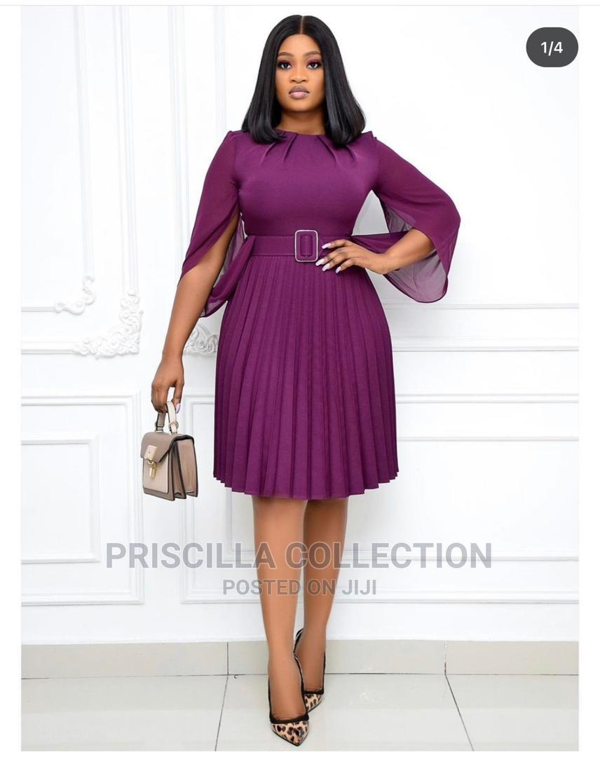New Quality Trendy Gown for Corporate Ladies   Clothing for sale in Ikeja, Lagos State, Nigeria