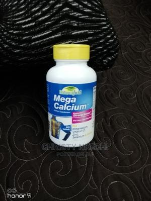 Nature Field's Mega Calcium   Vitamins & Supplements for sale in Rivers State, Port-Harcourt
