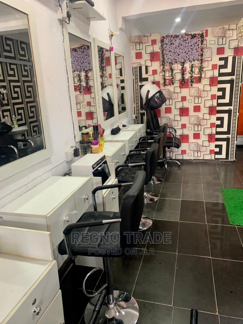 Archive: Unisex Salon for Sale