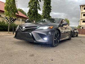 Toyota Camry 2018 XSE FWD (2.5L 4cyl 8AM) Gray | Cars for sale in Abuja (FCT) State, Central Business Dis