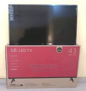 "Brand New LG 43"" Inch Led Fullhd Ready TV Energy Saving 2yrs | TV & DVD Equipment for sale in Lagos State, Lekki"