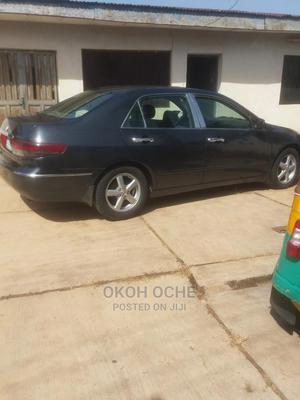 Honda Accord 2003 2.4 Automatic Gray | Cars for sale in Plateau State, Jos