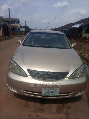 Toyota Corolla 2003 Gold   Cars for sale in Edo State, Benin City