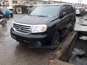Honda Pilot 2015 Black | Cars for sale in Lagos State, Shomolu
