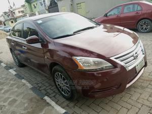 Nissan Sentra 2013 S Red | Cars for sale in Lagos State, Amuwo-Odofin