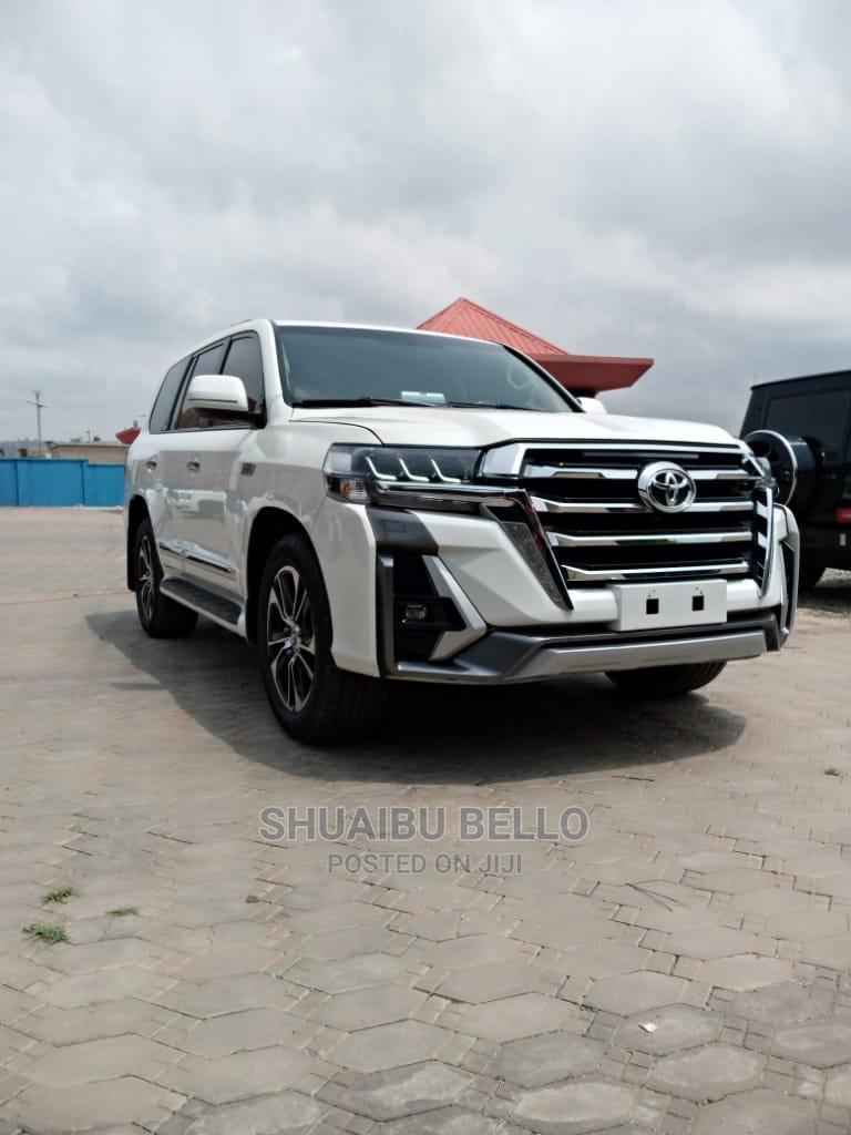 Toyota Land Cruiser Prado 2020 4.0 White