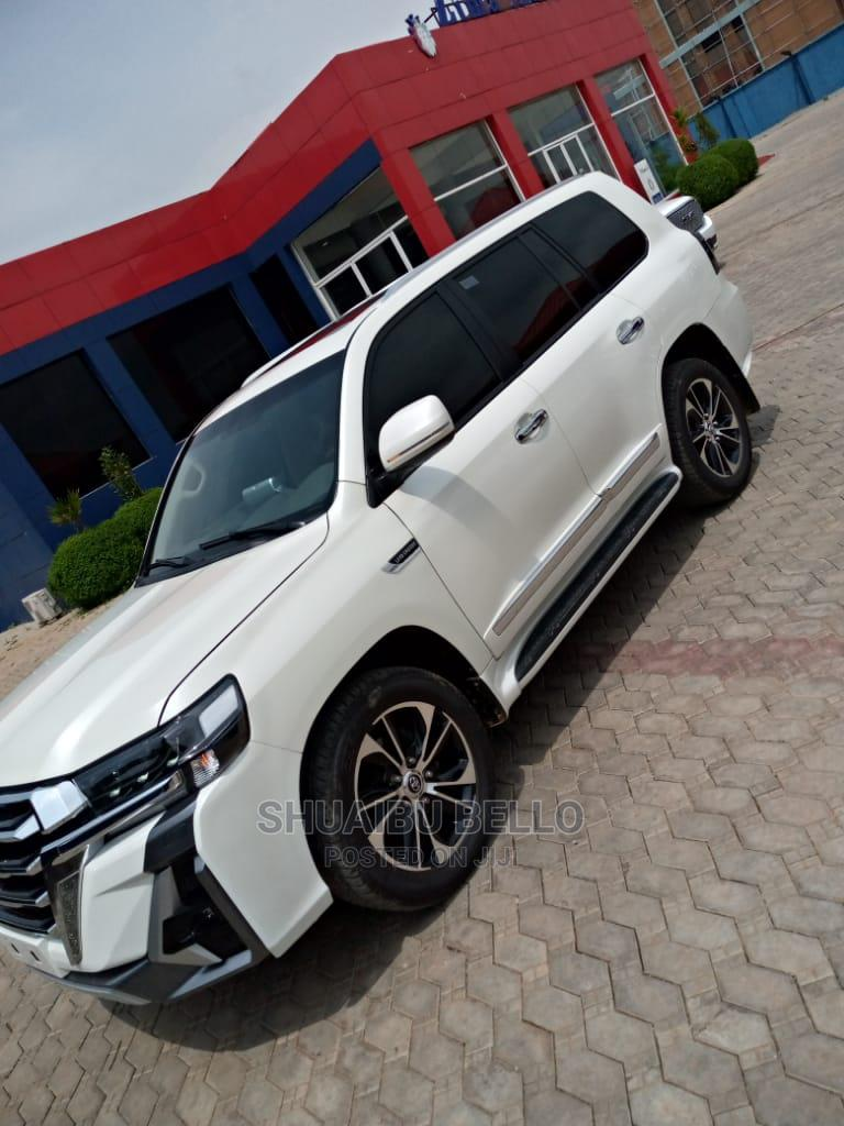 Toyota Land Cruiser Prado 2020 4.0 White | Cars for sale in Central Business Dis, Abuja (FCT) State, Nigeria