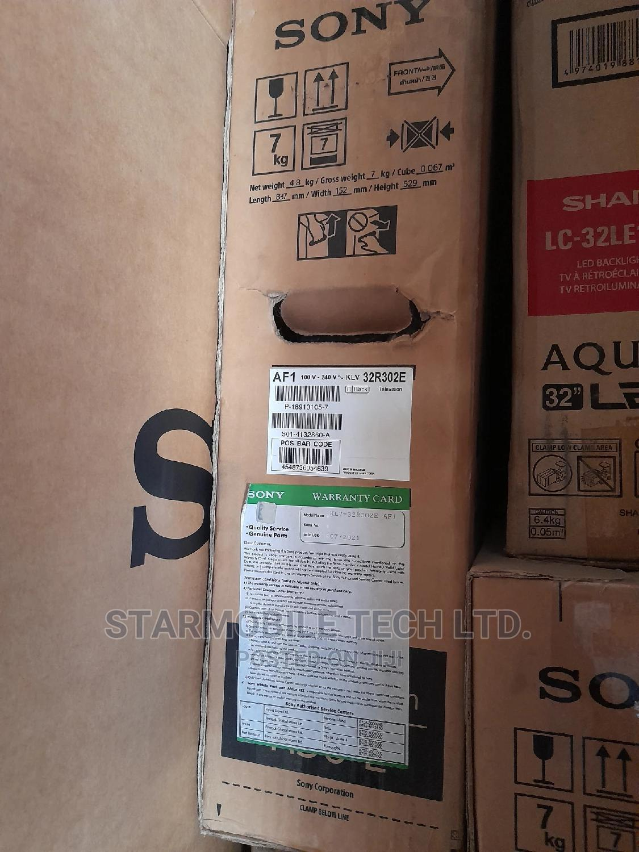 Sony Bravia Klv 32inch R302E Non Smart Led Tv | TV & DVD Equipment for sale in Ikeja, Lagos State, Nigeria