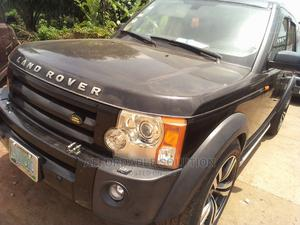 Land Rover LR3 2006 Black | Cars for sale in Lagos State, Abule Egba