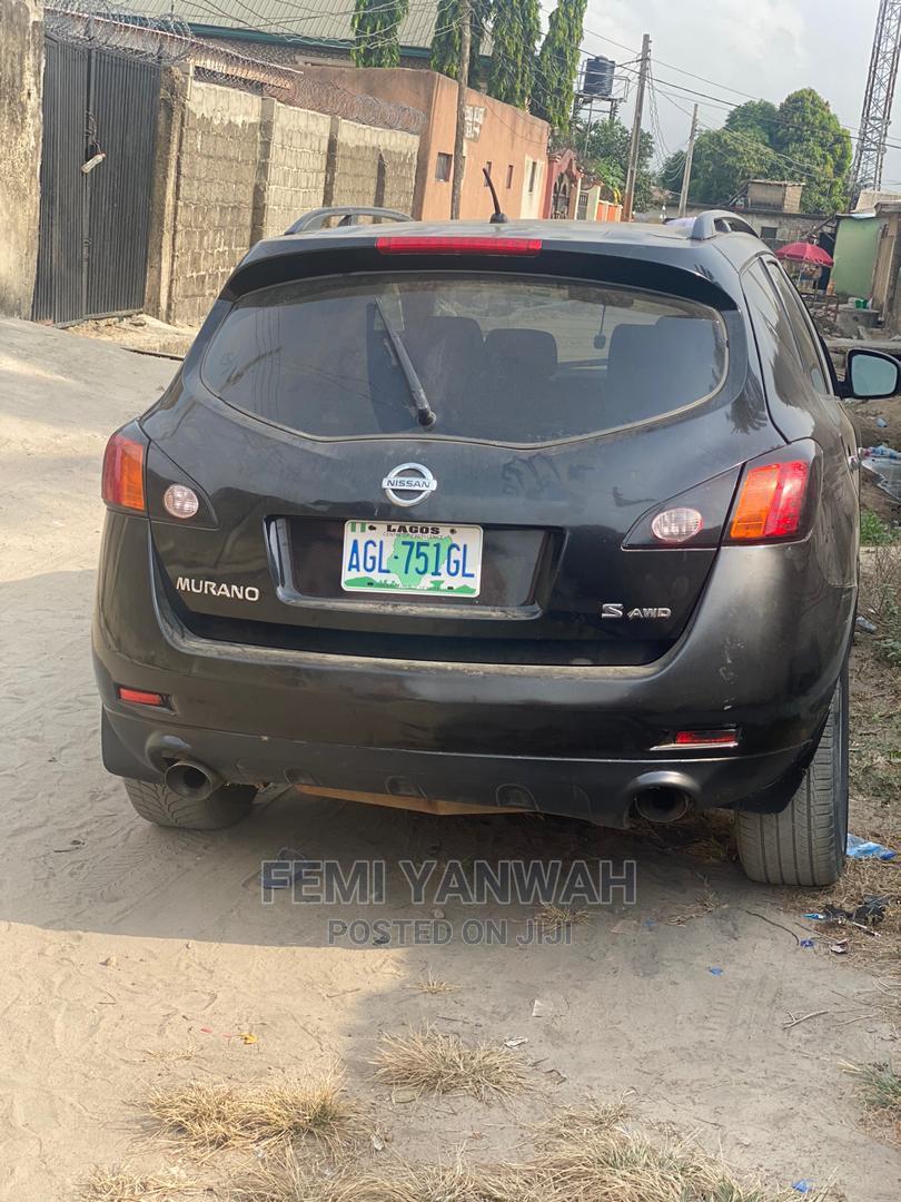 Nissan Murano 2010 LE Black | Cars for sale in Amuwo-Odofin, Lagos State, Nigeria