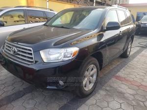 Toyota Highlander 2010 Black | Cars for sale in Lagos State, Surulere