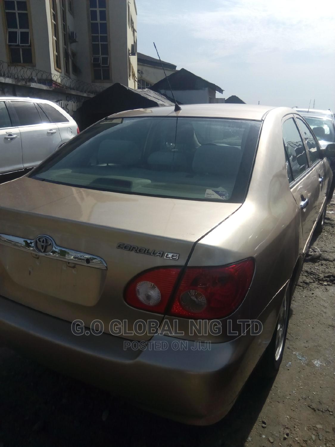 Toyota Corolla 2008 1.8 LE Gold   Cars for sale in Port-Harcourt, Rivers State, Nigeria