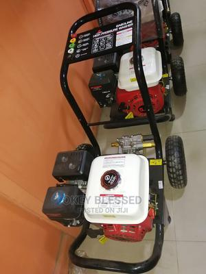 High Quality 5.5hp Gasoline High Pressure Washer | Garden for sale in Lagos State, Surulere