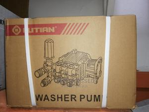 Original Lutian Pressure Washer Pump Head | Garden for sale in Lagos State, Ojo