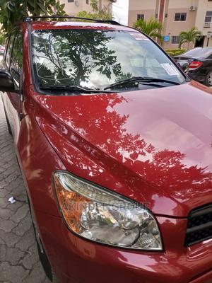 Toyota RAV4 2008 Limited V6 4x4 Red | Cars for sale in Lagos State, Lekki