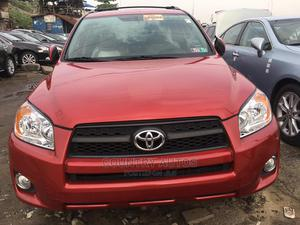 Toyota RAV4 2010 3.5 Sport 4x4 Red | Cars for sale in Lagos State, Apapa