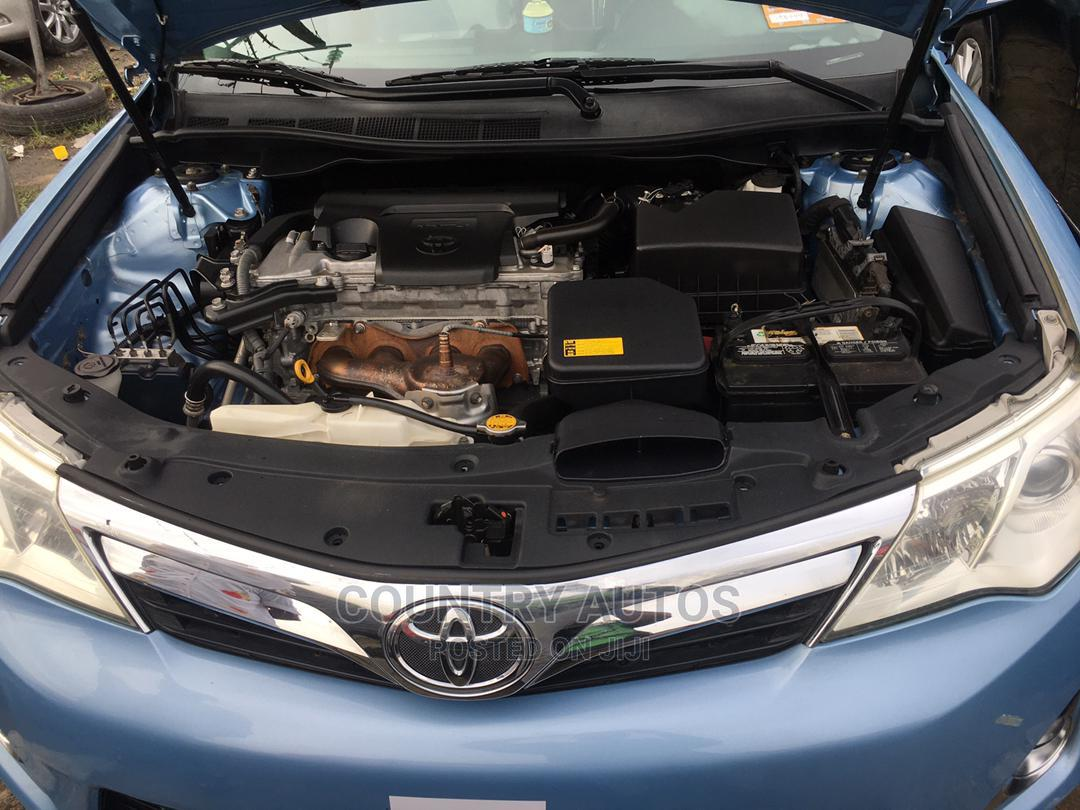 Toyota Camry 2012 Blue | Cars for sale in Apapa, Lagos State, Nigeria