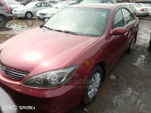 Toyota Camry 2003 Red | Cars for sale in Lagos State, Apapa