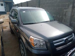 Honda Pilot 2006 EX 4x4 (3.5L 6cyl 5A) Gray   Cars for sale in Lagos State, Isolo