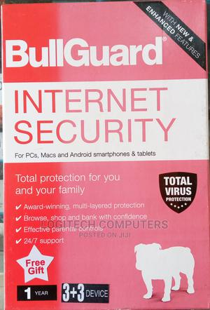 Bullguard Internet Security 3+3 Users | Software for sale in Delta State, Warri