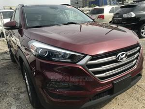 Hyundai Tucson 2017 Value AWD Red | Cars for sale in Lagos State, Ikeja