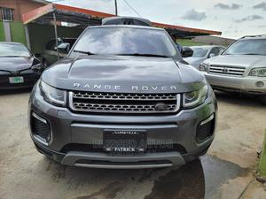 Land Rover Range Rover Evoque 2018 Gray | Cars for sale in Lagos State, Ogba