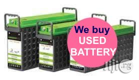 Buying Scrap Inverter Battery In Port Harcourt   Electrical Equipment for sale in Rivers State