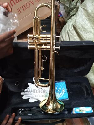 Yamaha Gold Trumpet | Musical Instruments & Gear for sale in Lagos State, Ojo