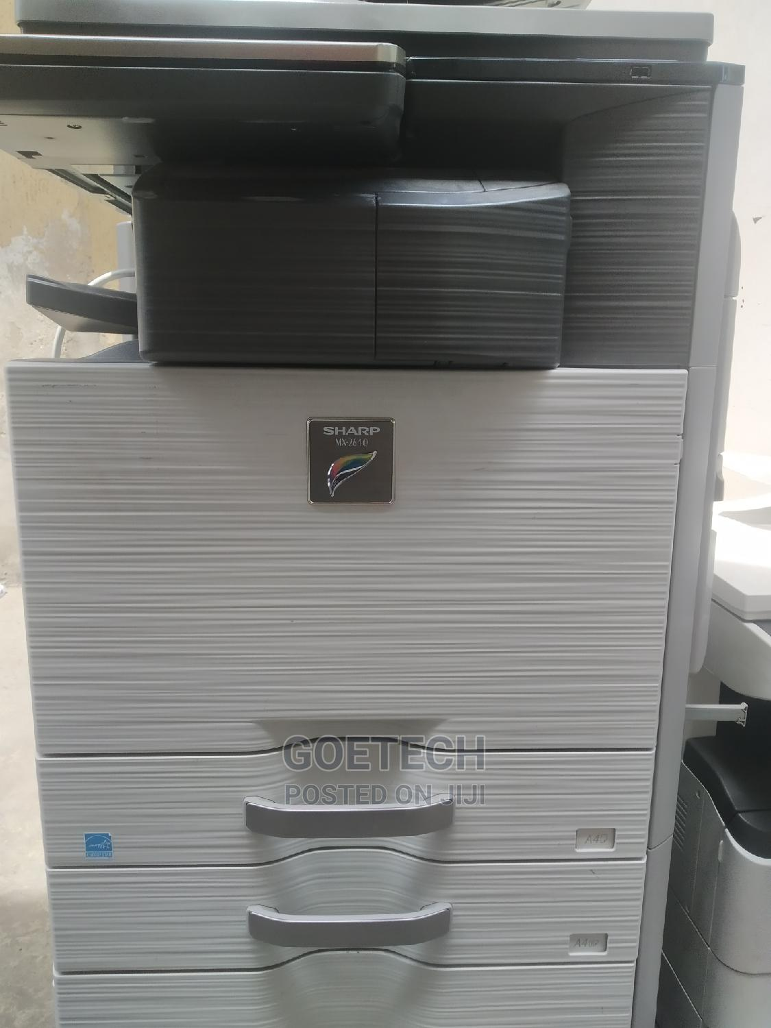 Sharp MX - 2640   Printers & Scanners for sale in Surulere, Lagos State, Nigeria