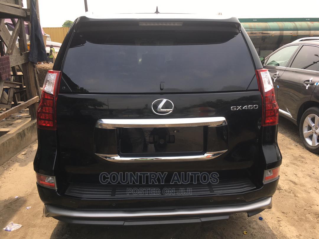 Lexus GX 2016 460 Luxury Black   Cars for sale in Apapa, Lagos State, Nigeria