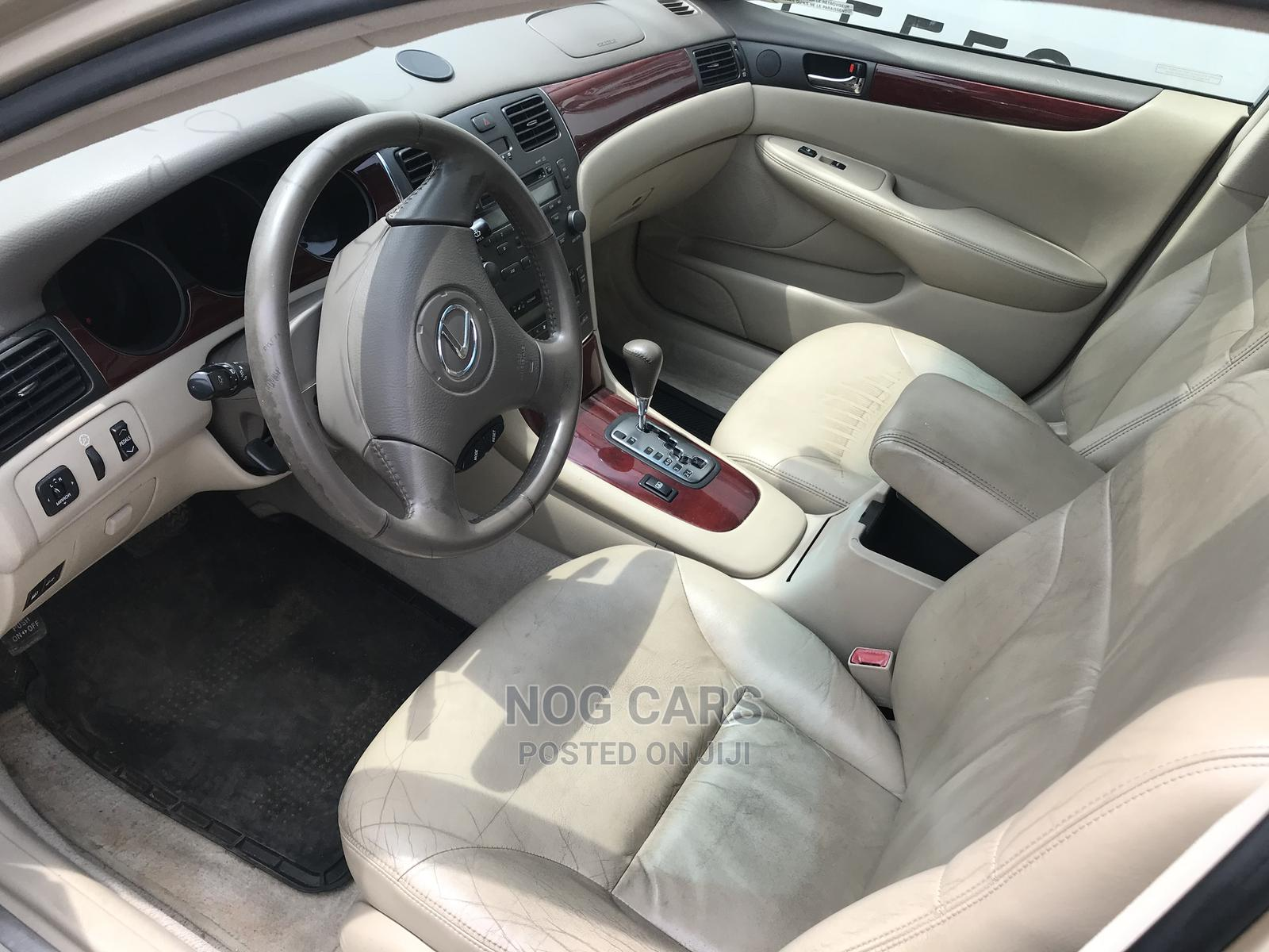 New Lexus ES 2003 330 Silver   Cars for sale in Agege, Lagos State, Nigeria