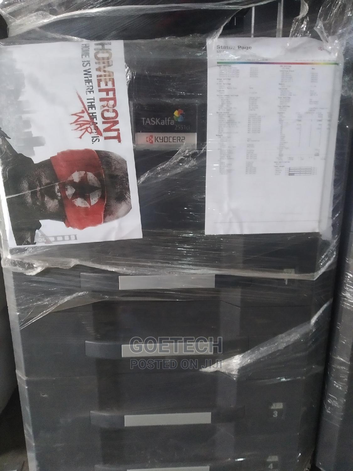 Kyocera 2551 Ci | Printers & Scanners for sale in Surulere, Lagos State, Nigeria