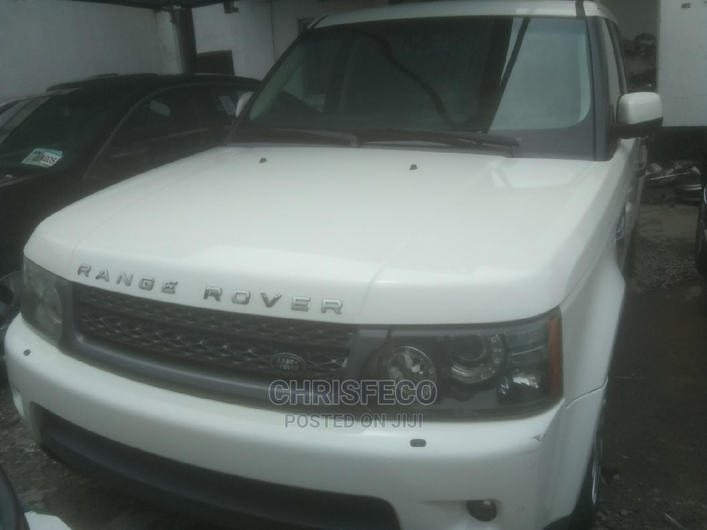 Land Rover Range Rover Sport 2010 White