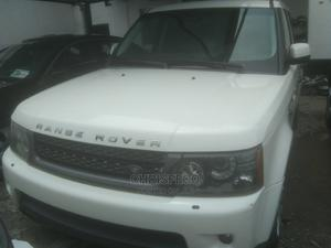Land Rover Range Rover Sport 2010 White   Cars for sale in Lagos State, Ikeja