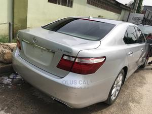 Lexus LS 2007 430 Automatic Silver | Cars for sale in Lagos State, Gbagada