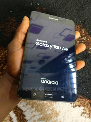 Samsung Galaxy Tab a 7.0 8 GB Black | Tablets for sale in Lagos State, Ikeja