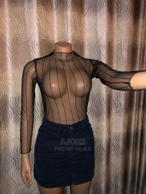 Mesh See Through Blouse and Skirt   Clothing for sale in Ogun State, Abeokuta South
