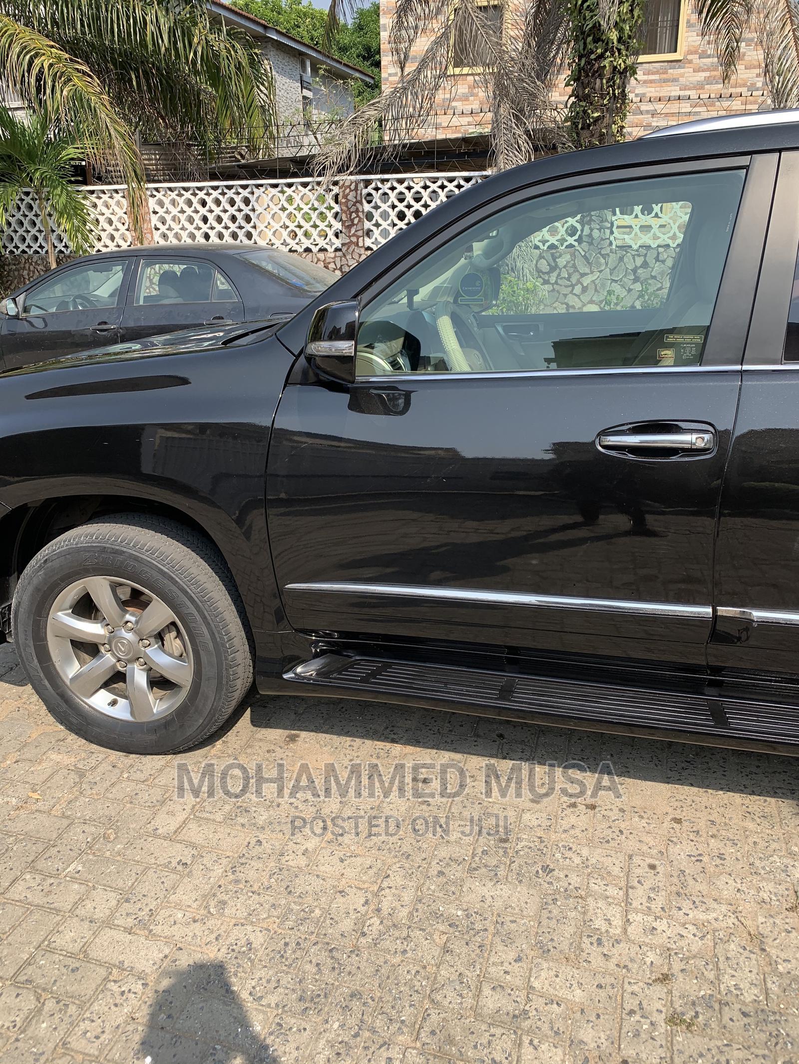 Lexus GX 2013 460 Premium Black   Cars for sale in Lekki, Lagos State, Nigeria