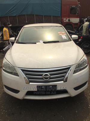 Nissan Sentra 2015 White   Cars for sale in Oyo State, Egbeda