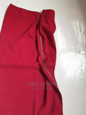 Red Asos Skirt   Clothing for sale in Lagos State, Ajah