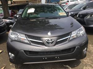 Toyota RAV4 2014 Gray | Cars for sale in Lagos State, Apapa