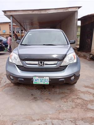 Honda CR-V 2008 Blue   Cars for sale in Lagos State, Agege