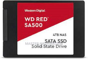 Western Digital WD Red SA500 Sata Ssd NAS 4TB | Computer Hardware for sale in Lagos State, Ikeja