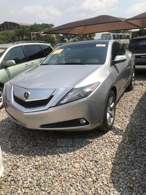Acura ZDX 2010 Base AWD Silver | Cars for sale in Abuja (FCT) State, Central Business Dis