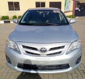 Toyota Corolla 2012 Silver | Cars for sale in Lagos State, Ikotun/Igando