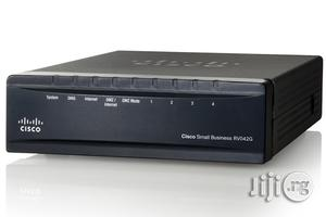 Cisco RV042 Dual WAN VPN Router | Networking Products for sale in Lagos State