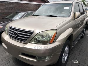Lexus GX 2007 470 Sport Utility Gold   Cars for sale in Lagos State, Surulere