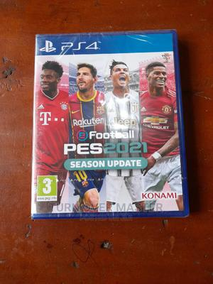 Ps4 Pes 21 | Video Games for sale in Lagos State, Ikeja