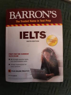 Barrons Ielts 6th Edition   Books & Games for sale in Abuja (FCT) State, Kubwa